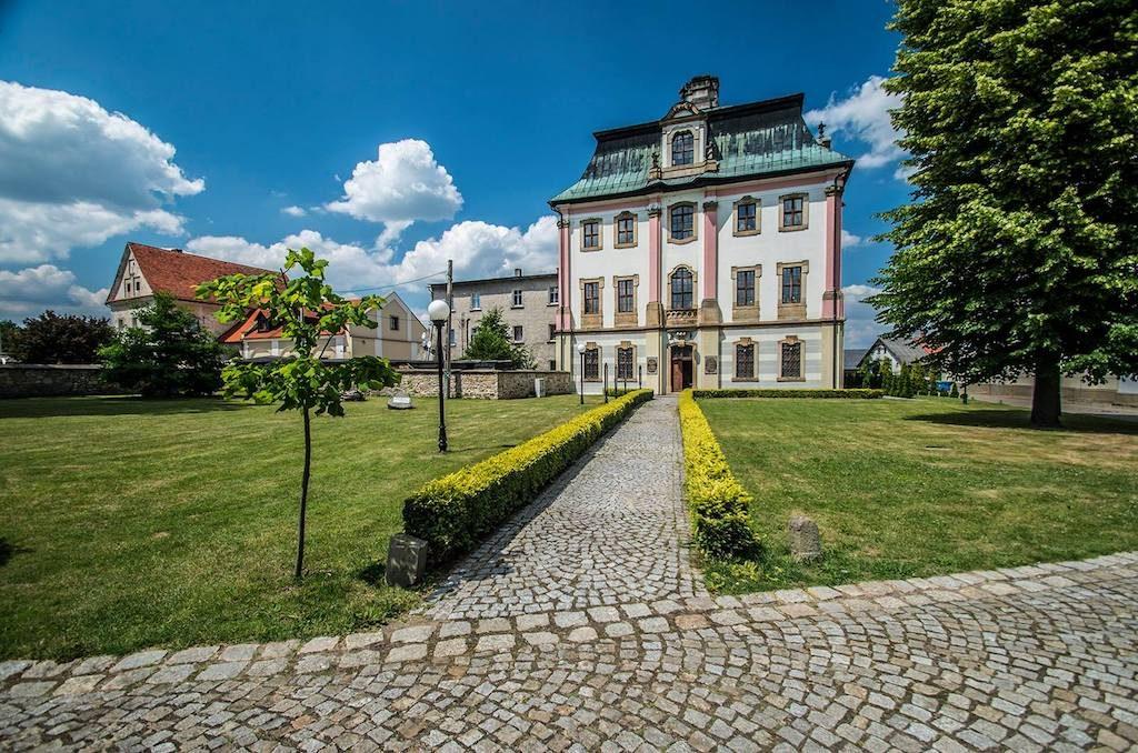 Muzeum – Dom Gościnny Opata – Foto: Adrian Sitko
