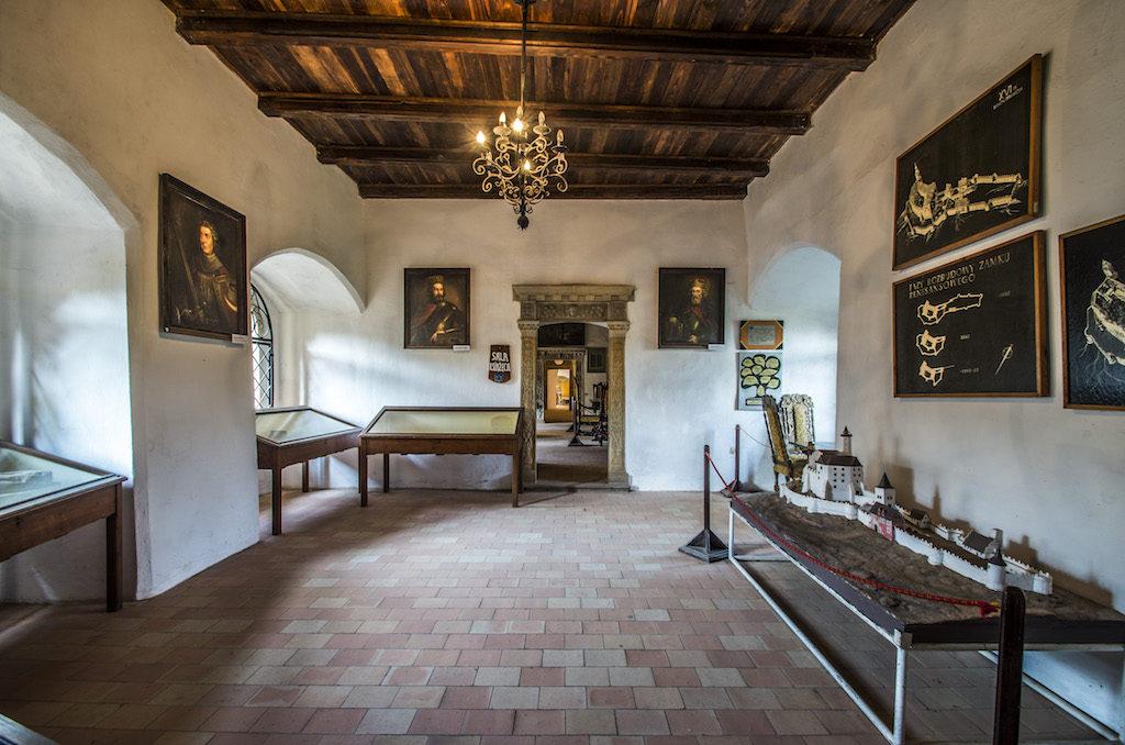 Wystawa na I piętrze – Foto: Adrian Sitko
