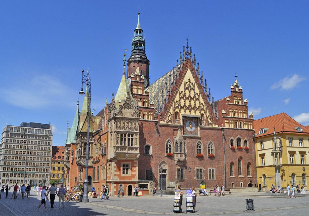 Wrocław – stolica województwa dolnośląskiego