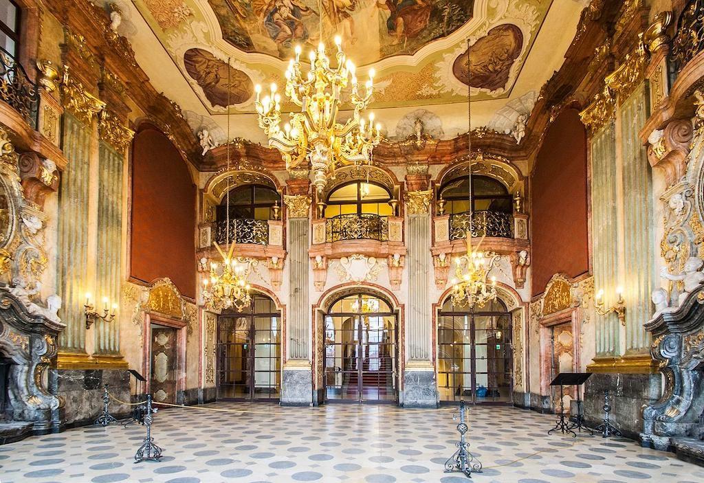 Sala Maksymiliana w Zamku Książ – Foto: Adrian Sitko