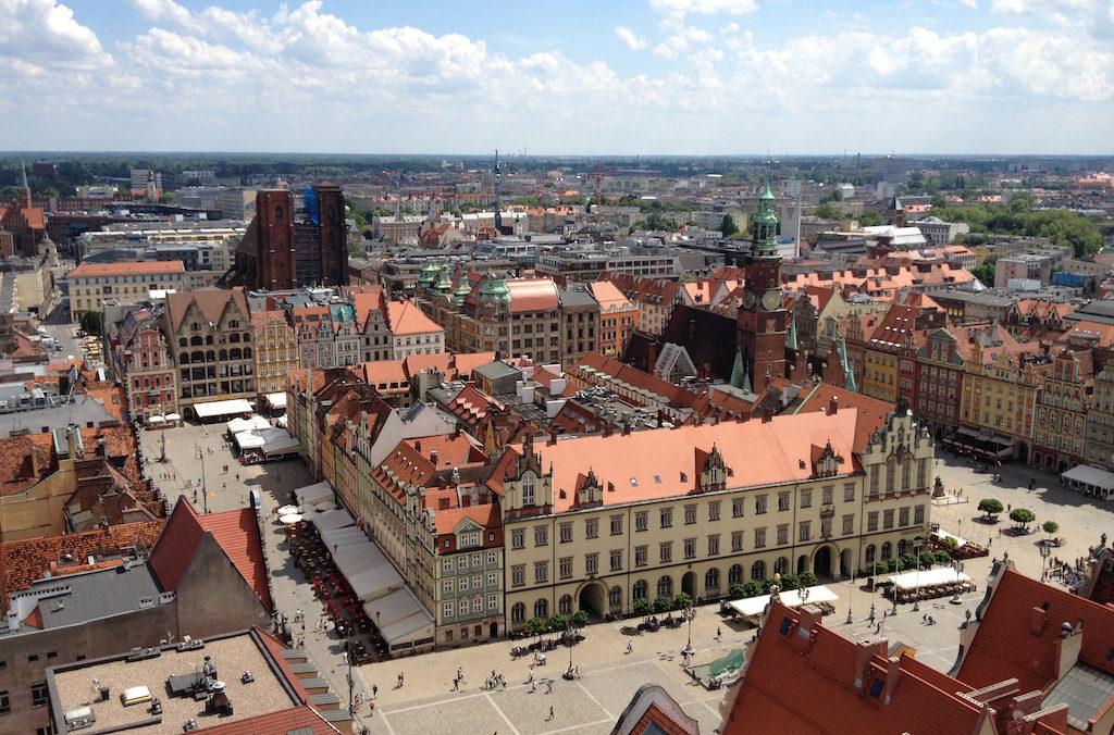 Rynek we Wrocławiu – Top 10 atrakcji turystycznych na Dolnym Śląsku
