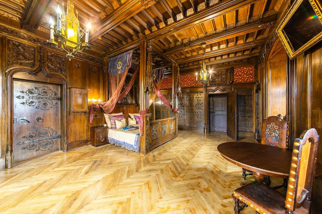 Książęca komnata w Zamku Czocha – Źródło: Zamek Czocha