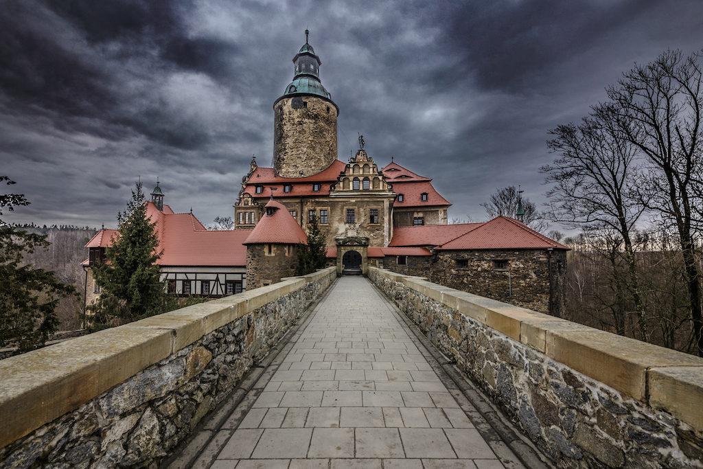 Zamek Czocha w Suchej – Źródło: Zamek Czocha