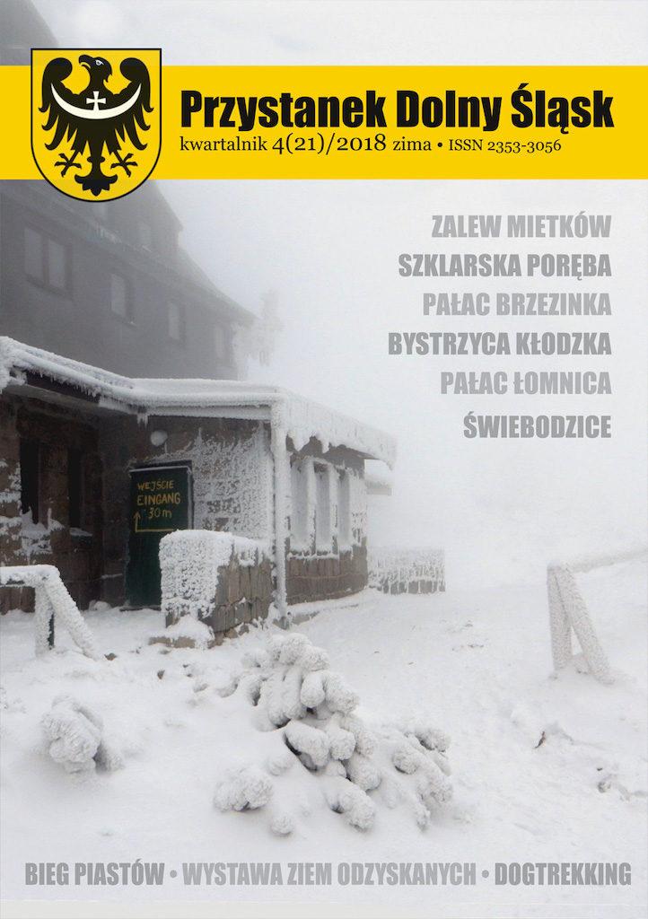 Przystanek Dolny Śląsk nr 21 (4/2018 zima)