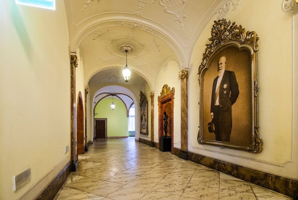 Wnętrza Zamku Książ – Foto: Adrian Sitko