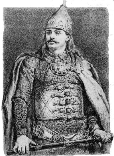 Książę Bolesław III Krzywousty