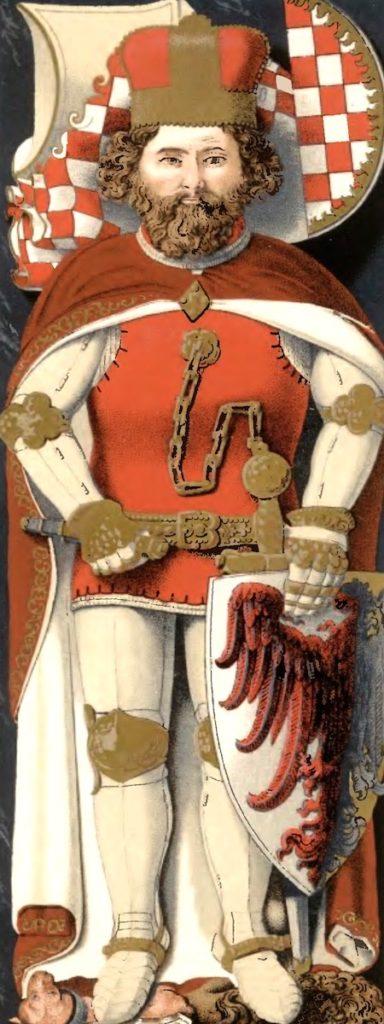 Książę świdnicko-jaworski Bolko II Mały