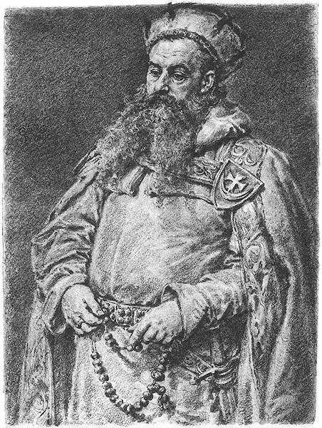 Książę śląski Henryk I Brodaty