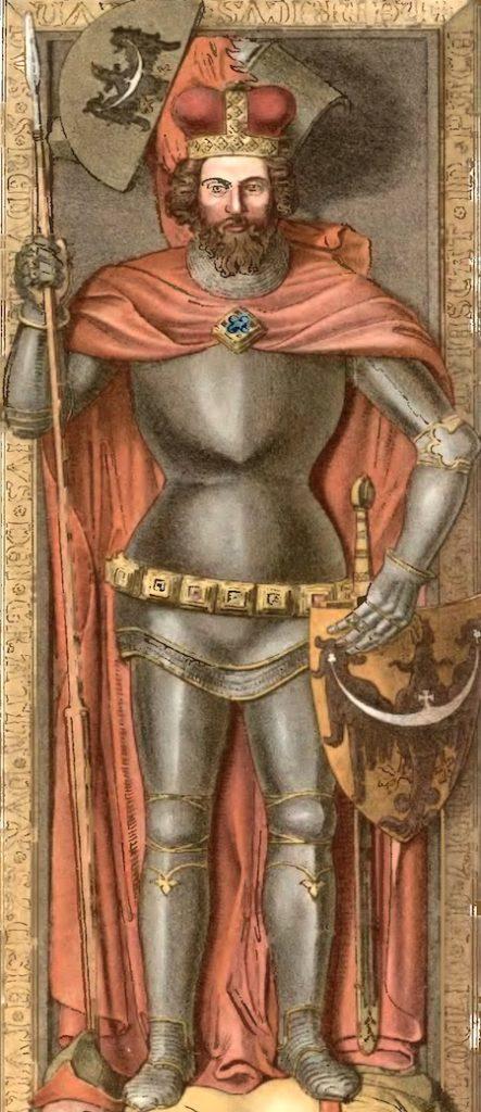 Książę śląski Henryk II Pobożny