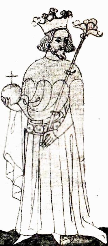 Król Czech Jan Luksemburski