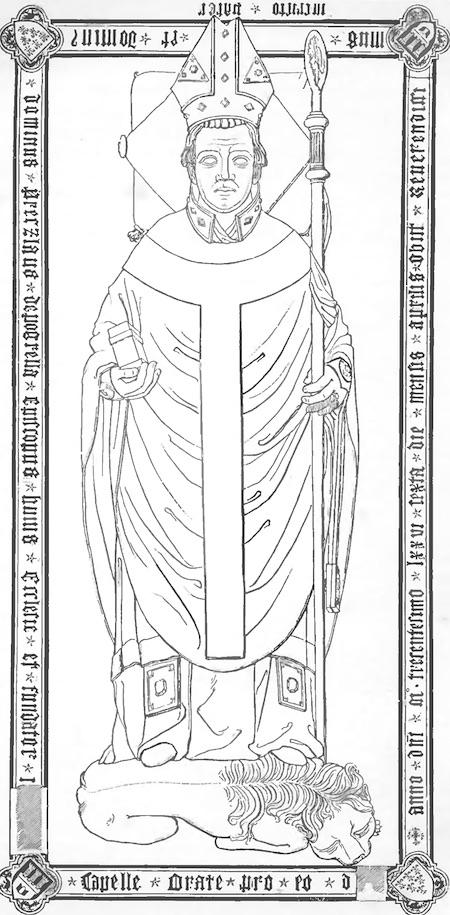 Biskup wrocławski Przecław z Pogorzeli