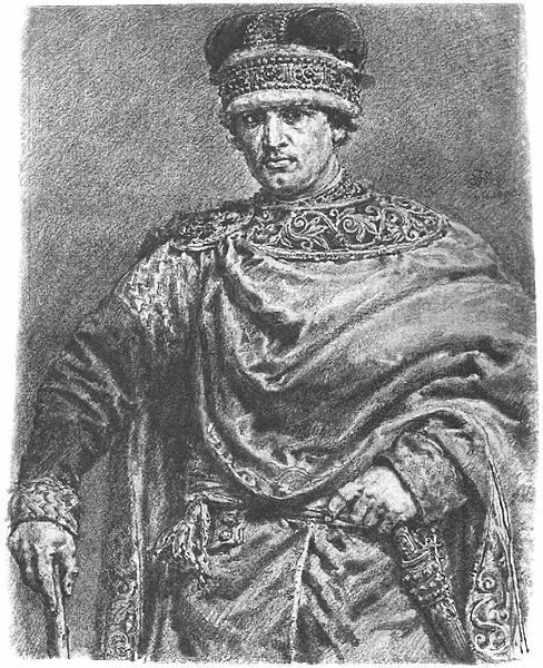 Książę Władysław II Wygnaniec