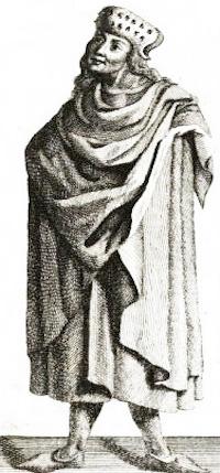 Książę czeski Wratysław I
