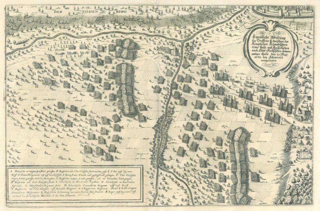 Bitwa pod Marcinowicami i Szczepanowem w 1642 roku