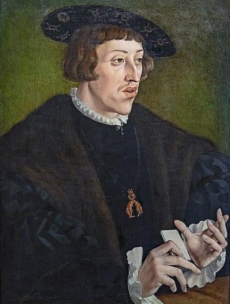 Nowy król Czech i Węgier Ferdynand I Habsburg