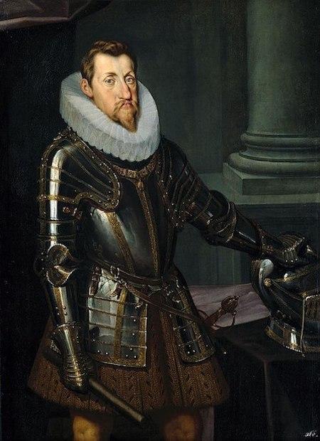 Cesarz Ferdynand II Habsburg