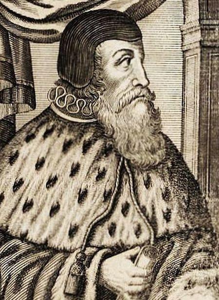 Książę legnicko-brzeski Fryderyk II