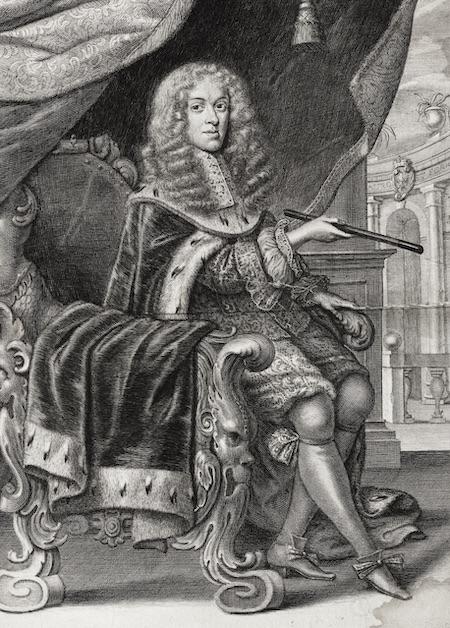 Książę legnicko-wołowsko-brzeski Jerzy IV Wilhelm, ostatni książę piastowski na ternie Śląska