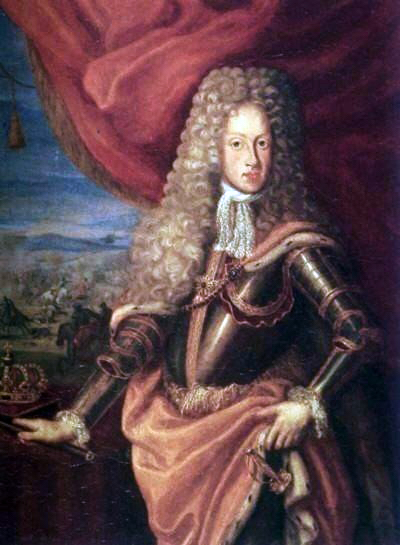 Cesarz Józef I Habsburg