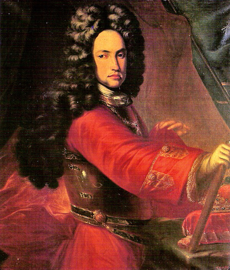 Cesarz Karol VI Habsburg