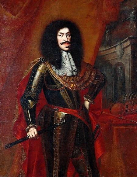 Cesarz Leopold I Habsburg