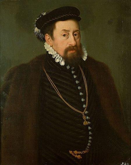 Cesarz Maksymilian II Habsburg