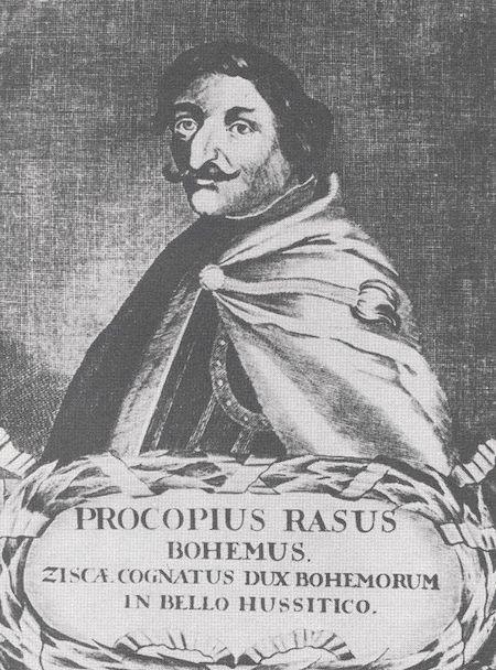 Przywódca husycki Prokop Wielki