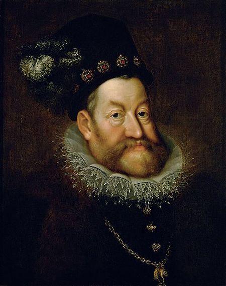 Cesarz Rudolf II Habsburg