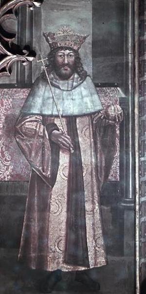 Król Czech Władysław II Jagiellończyk