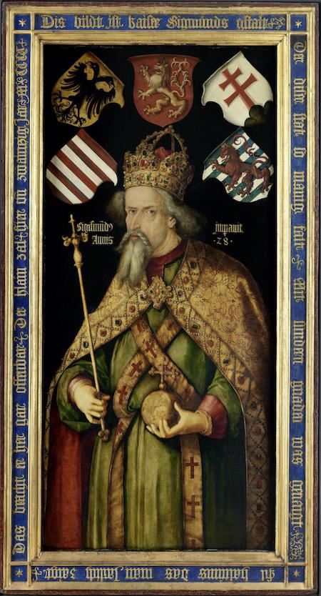Cesarz Zygmunt Luksemburski