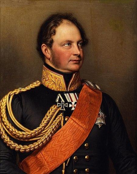 Król Prus Fryderyk Wilhelm IV