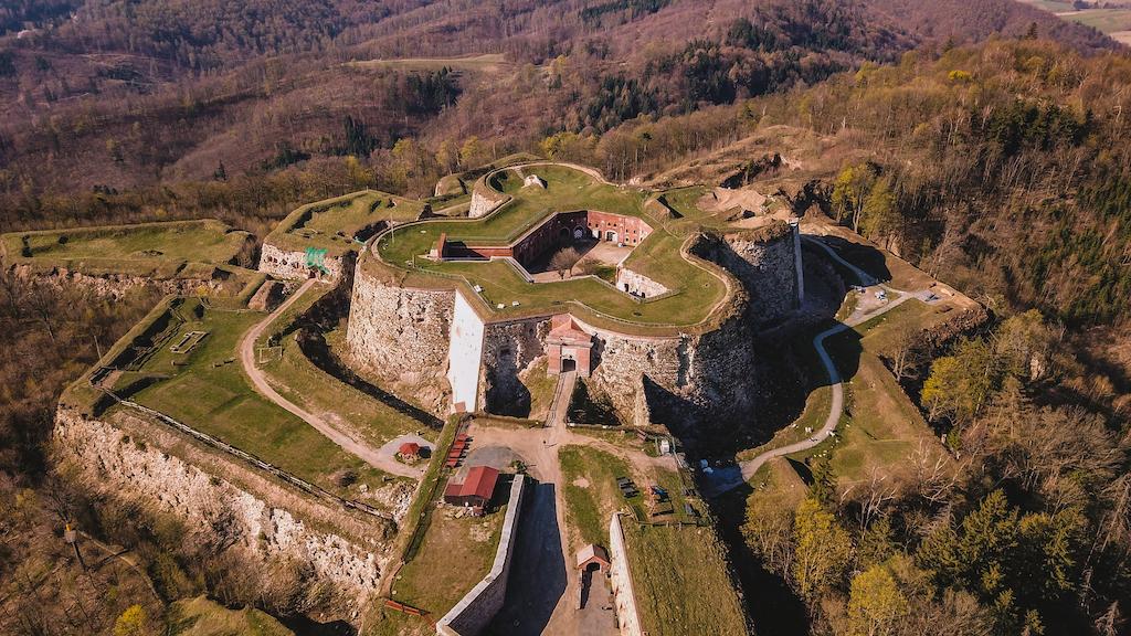 Twierdza w Srebrnej Górze – Foto: Michał Jabłoński