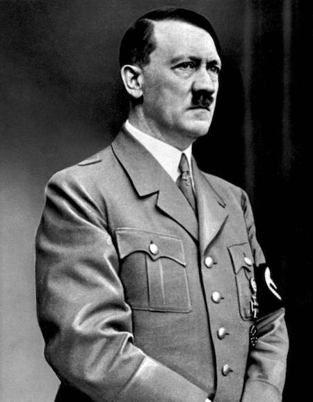 Kanclerz Rzeszy Adolf Hitler – Źródło: Bundesarchiv