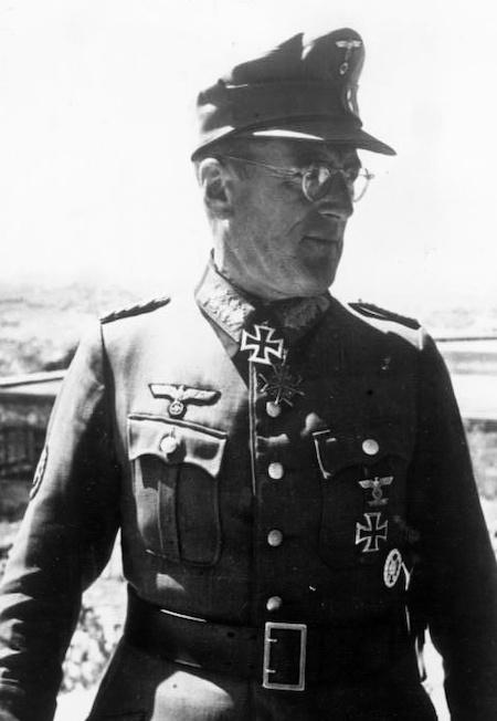 Generał Ferdinand Schörner – Źródło: Bundesarchiv