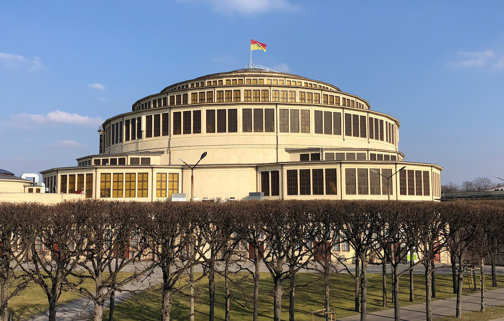 Hala Stulecia we Wrocławiu wpisana na Listę Światowego Dziedzictwa UNESCO