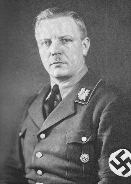 Gauleiter i nadprezydent prowincji górno- i dolnośląskiej Josef Wagner