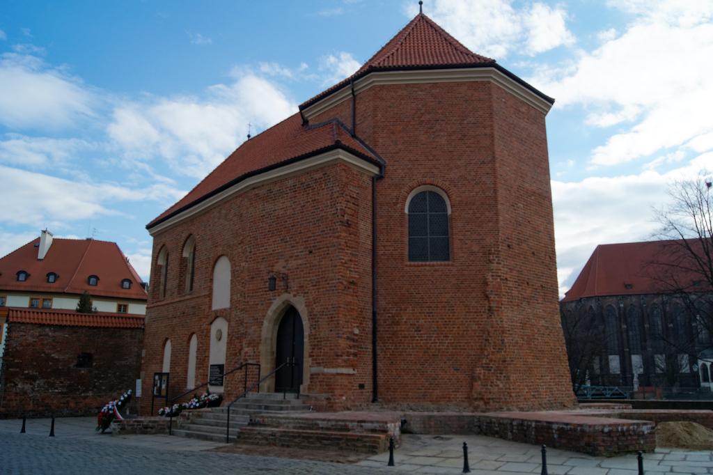 Kościół pw. św. Marcina na Ostrowie Tumskim we Wrocławiu