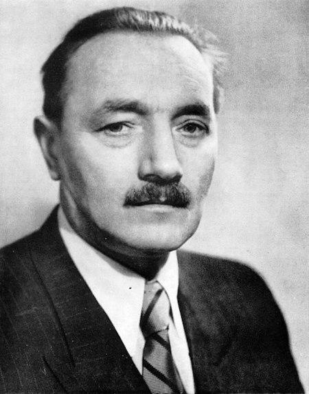 I sekretarz KC PZPR Bolesław Bierut
