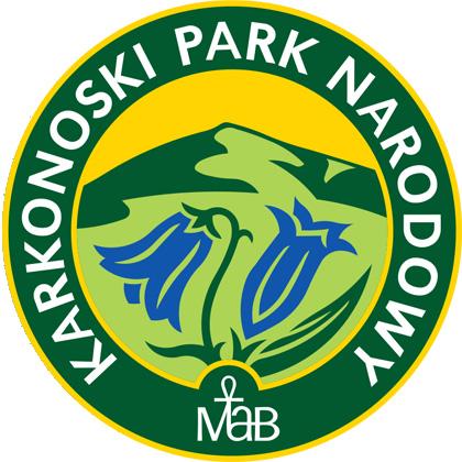 Logo Karkonoskiego Parku Narodowego