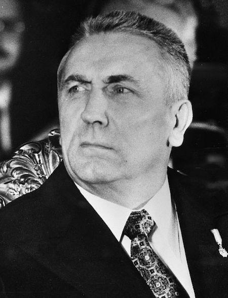 I sekretarz KC PZPR Edward Gierek