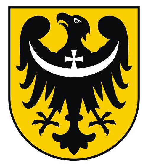 Herb województwa dolnośląskiego od 2009 roku