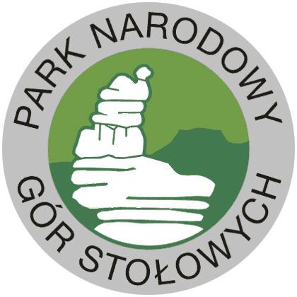 Logo Parku Narodowego Gór Stołowych