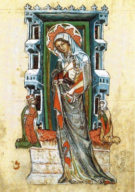 Według tradycji na Zamku Wleń często przebywała księżna (późniejsza święta) Jadwiga Śląska