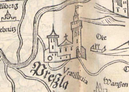Preßla, czyli Wrocław