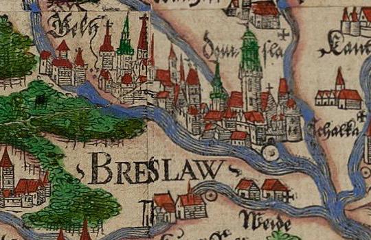 Breslaw, czyli Wrocław