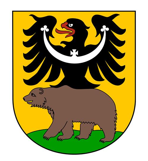 Herb Jesionika (czes. Jeseník)