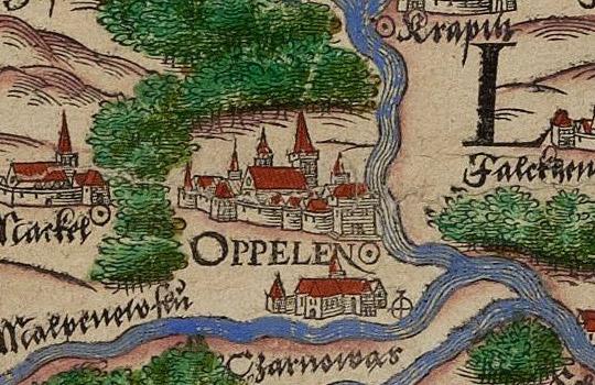 Oppelen, czyli Opole