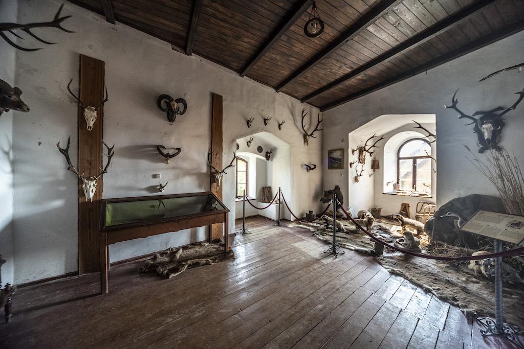 Sala myśliwska – Foto: Adrian Sitko