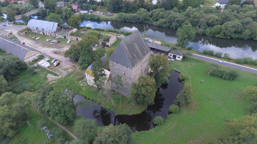 Wieża książęca w Siedlęcinie – Foto: Michał Jabłoński