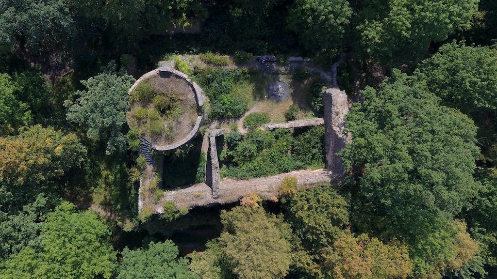Zamek Cisy – Foto: Michał Jabłoński